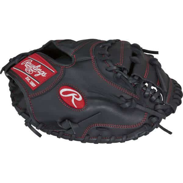 Rawlings Gamer Youth Catchers Mitt - Front View
