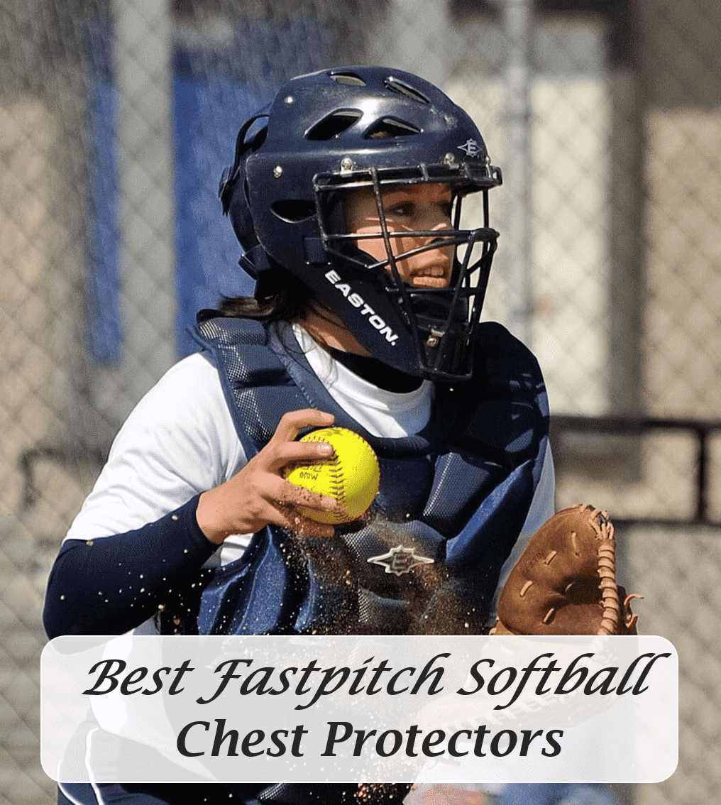 Best Fastpitch Softball chest protectors, top picks