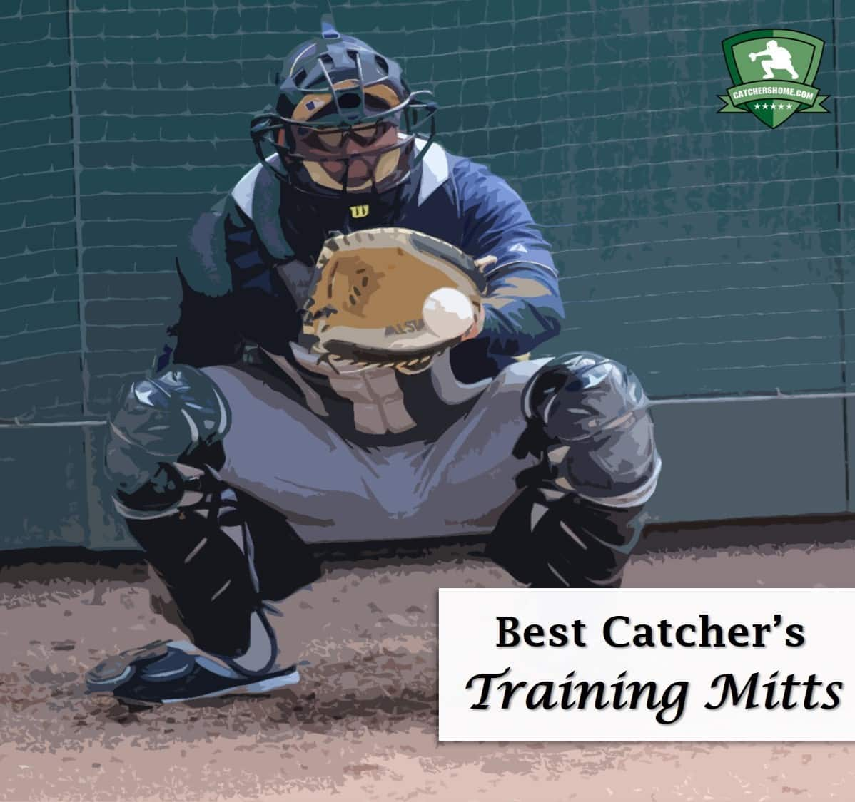 best catchers training mitts see our top picks