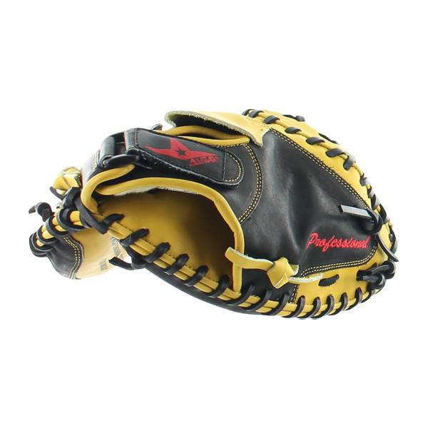 Another view of All-Star's Adult Pro Advanced catcher's mitt
