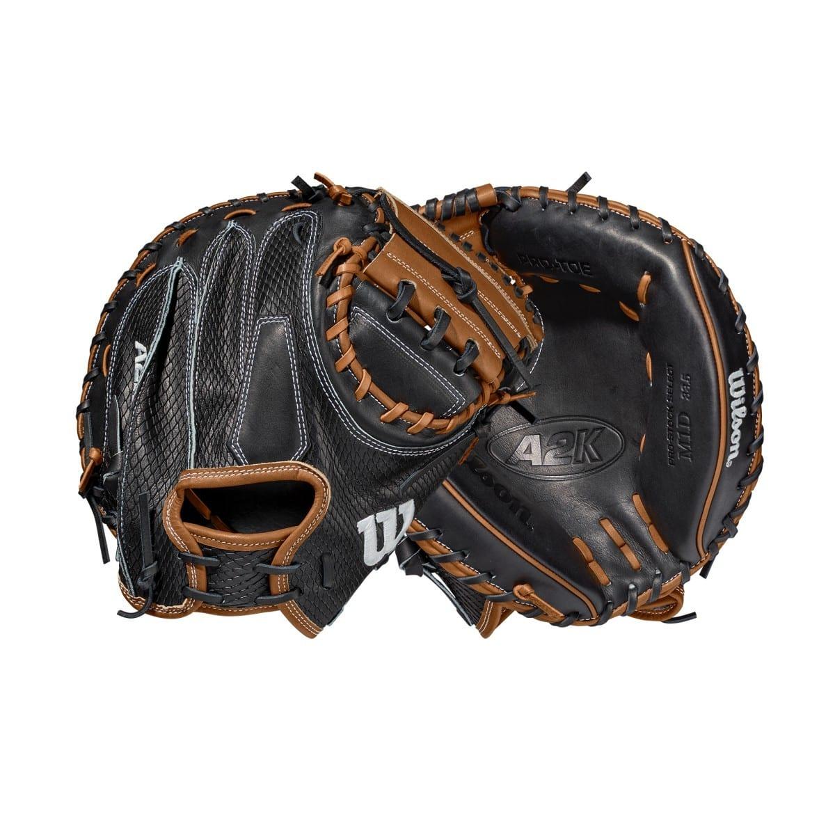 best catchers mitt, overall top pick wilson a2k m1d 2021 model