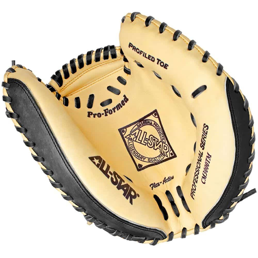 all star the equalizer catchers training mitt