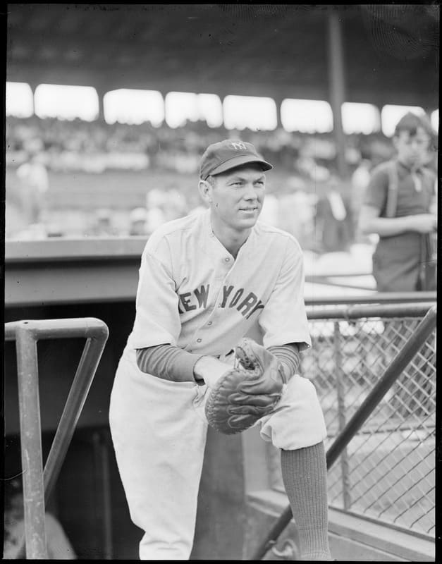 Yankees great Bill Dickey, hall of fame catcher