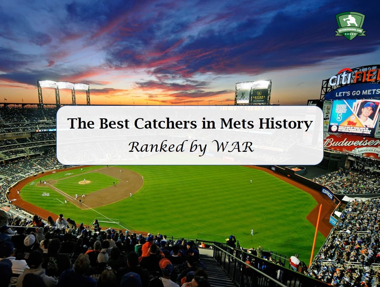The best catchers in New York Mets history, best Mets catchers of all time