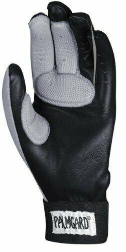 Palmguard inner padded glove for catchers palm view